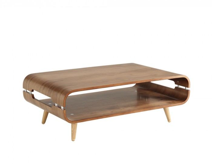 Trezela Walnut Coffee Table