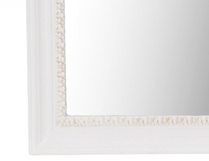 Candace Cream Painted Wall Mirror