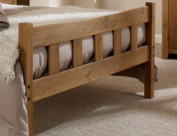 Constantine Pine Bed Frame