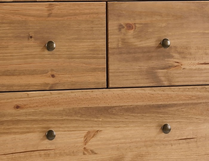 Constantine Pine 3+2 Drawer Chest