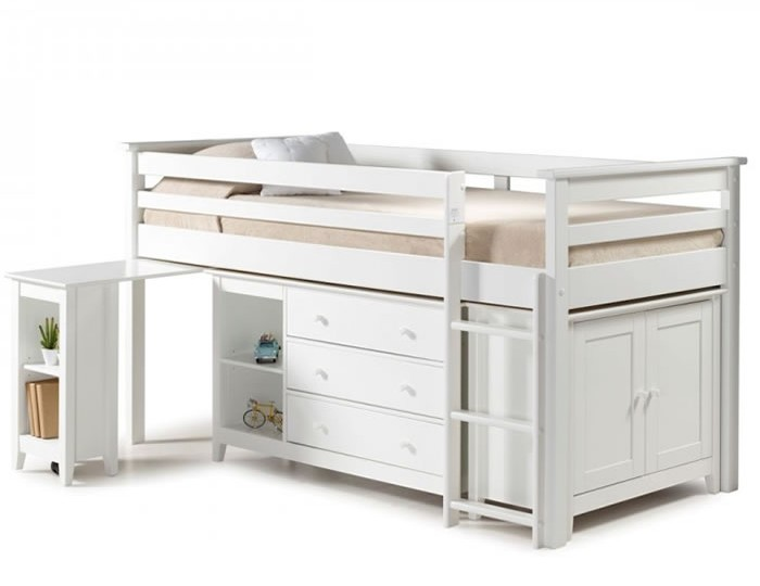 Kennedy Childrens White Sleep Station