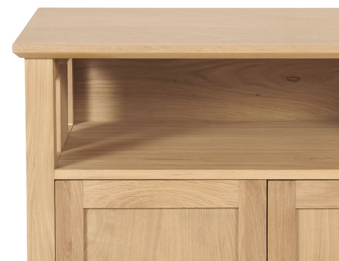 Harrington Oak Small Sideboard
