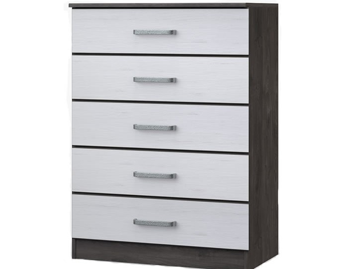 Abercorn 5 Drawer Chest