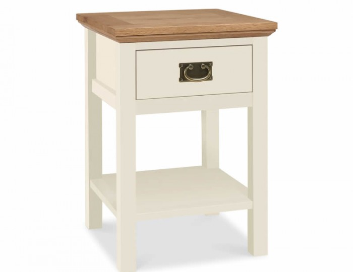 Provence Two Tone Lamp Table