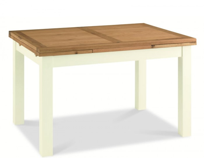 Provence Two-Tone Large Extending Dining Table