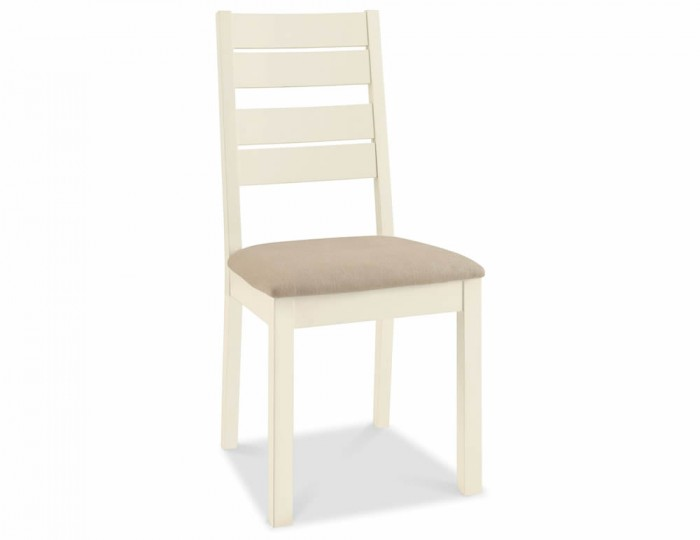 Provence Two Tone Slatted Dining Chairs