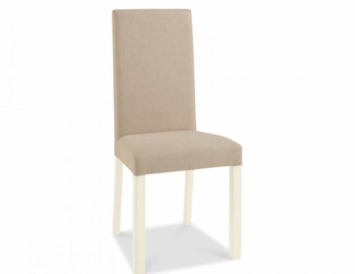 Provence Two Tone Upholstered Dining Chairs