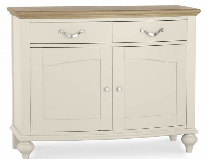 Montreux Antique White Narrow Sideboard