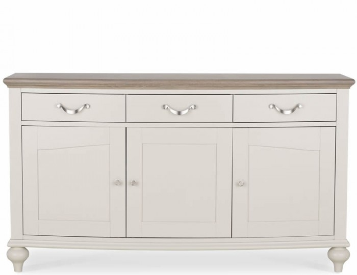 Montreux Grey Two-Tone Wide Sideboard