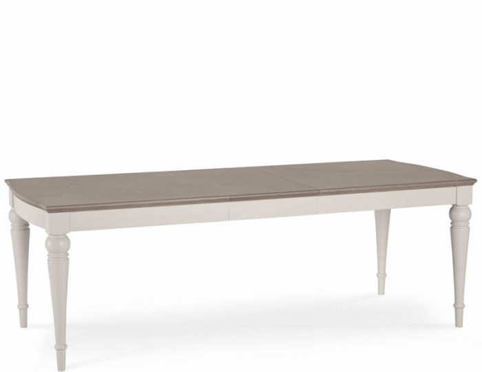 Montreux Grey Two-Tone 180 cm Extending Dining Table