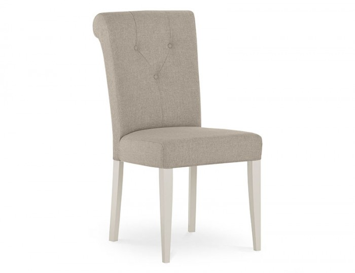 Montreux Soft Grey Upholstered Dining Chair