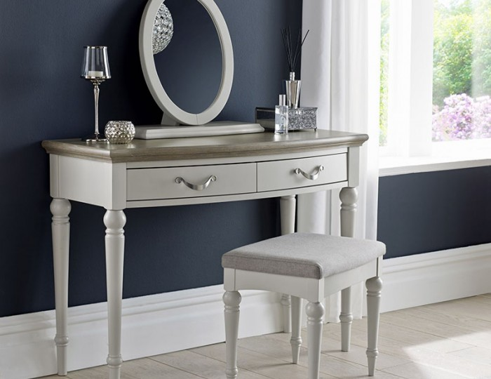 Montreux Grey Two-Tone Dressing Table