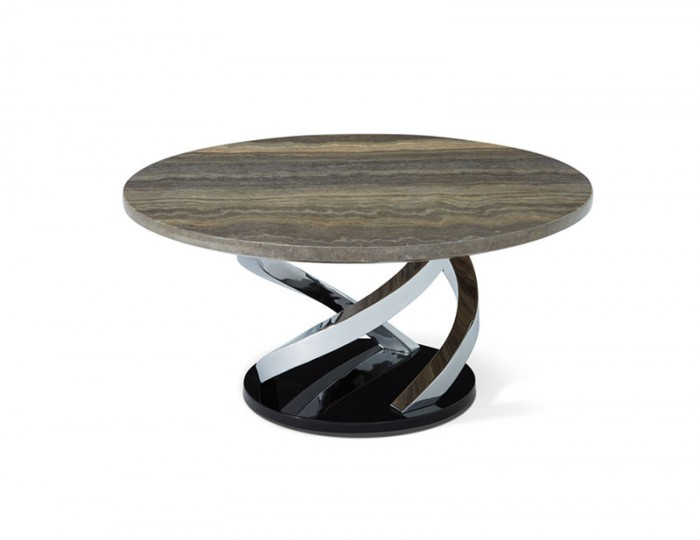 Pandora Marble Effect Coffee Table