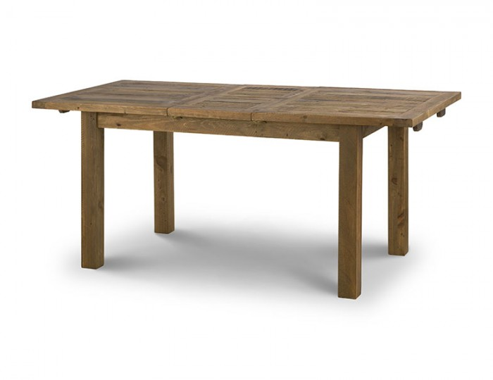 Aspen Solid Pine Extending Dining Table