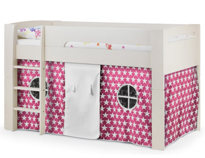 Pluto Pink Sleeper Kids Bunk Bed