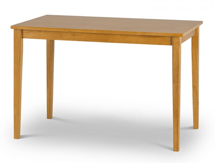 Cleo Natural Oak Dining Table