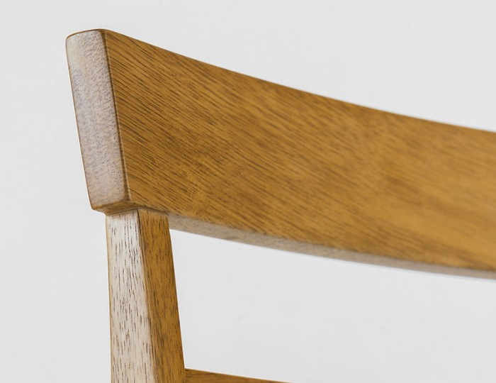 Cleo Natural Oak Dining Chair