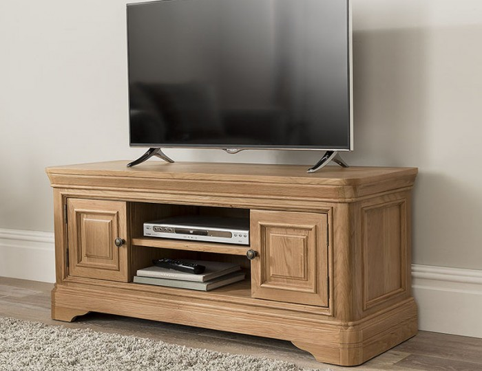 Harmony Premium Oak TV Unit