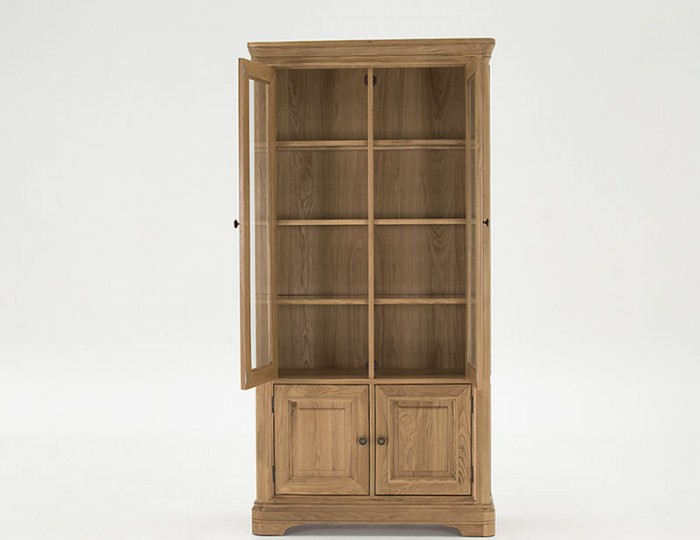 Harmony Premium Oak Display Unit