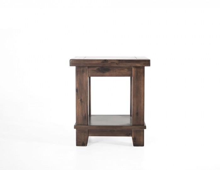 Pendock Acacia Lamp Table