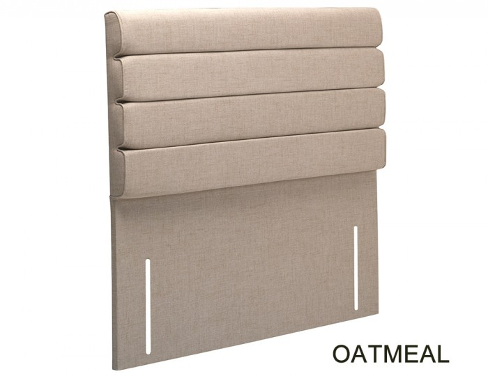 Melfi Wool Effect Upholstered Headboard