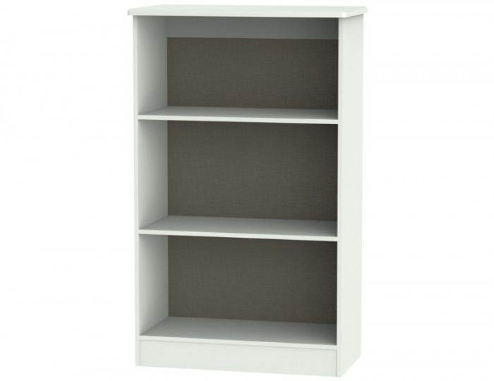 Castle Matt Grey Bookcase