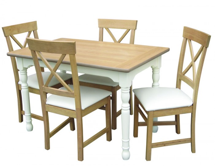 Dennis Medium Dining Table ONLY