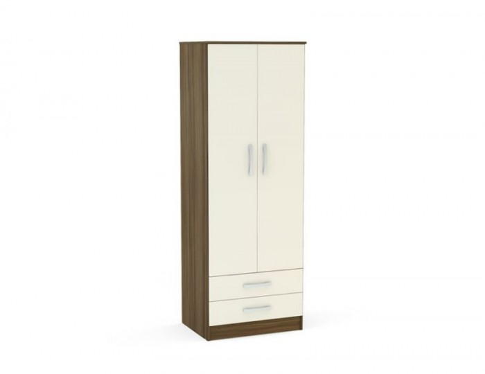 Laura 2 Door Combi Wardrobe