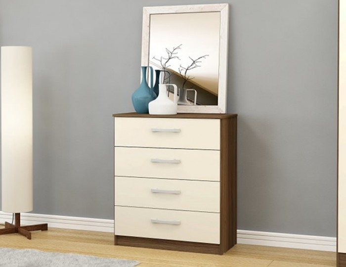 Laura 4 Drawer Chest