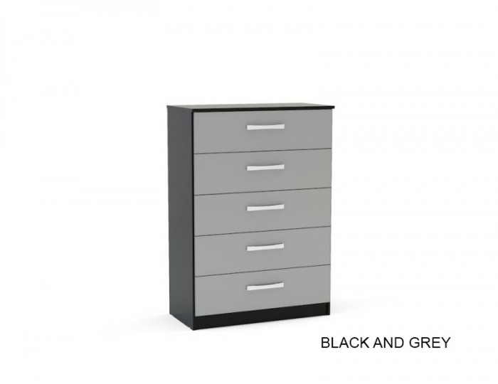 Laura 5 Drawer Chest