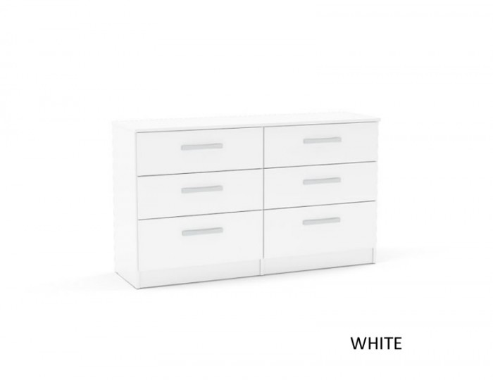 Laura 6 Drawer Chest