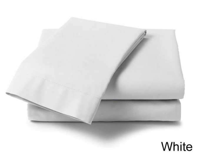 Percale Easy Care Fitted Sheets