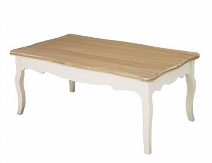 Candace Two-Tone Coffee Table