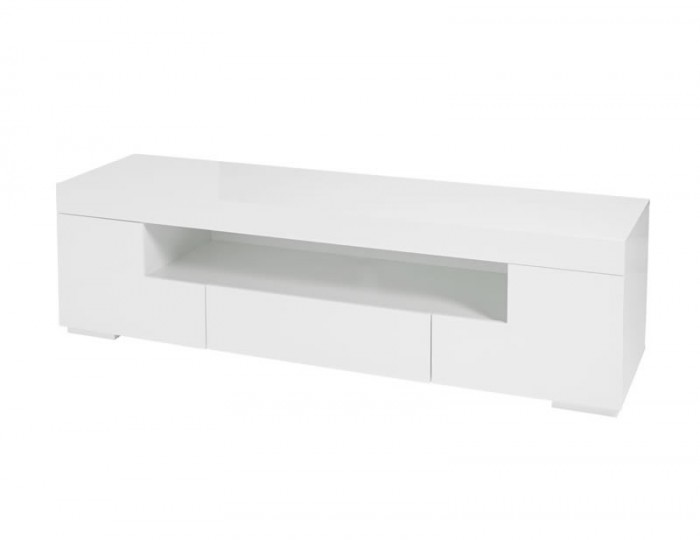 Siena High Gloss LED and Storage TV Unit