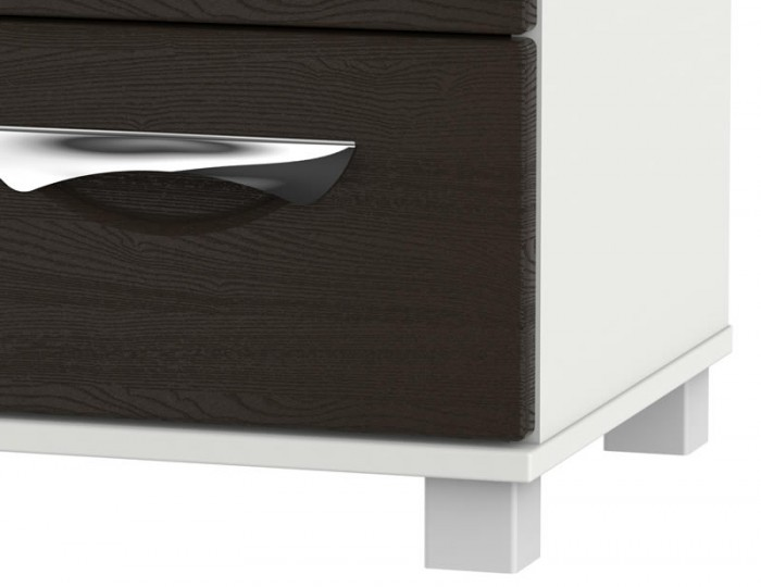 Somerset 2 Drawer Bedside Chest