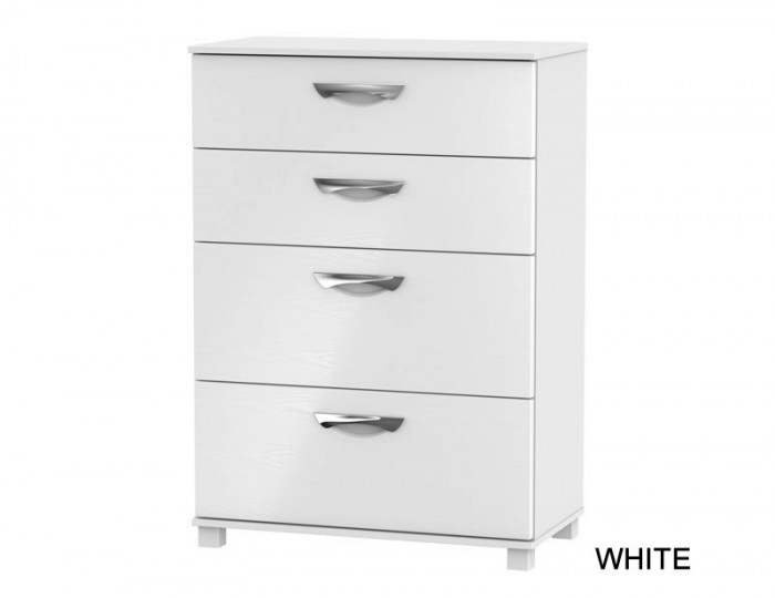 Somerset 4 Drawer Deep Chest