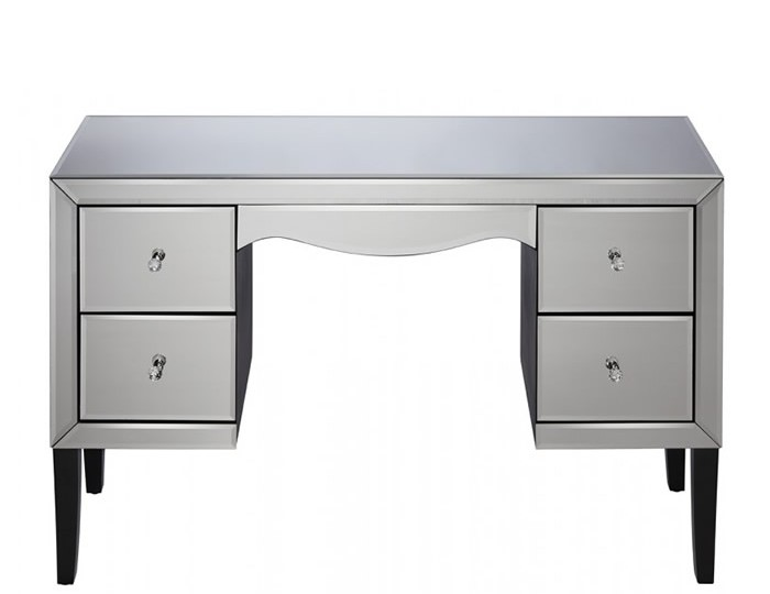 Palermo Mirrored Double Dressing Table