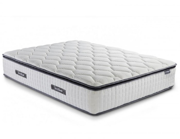 Sleep Soul Bliss Memory Foam Pillow Mattress