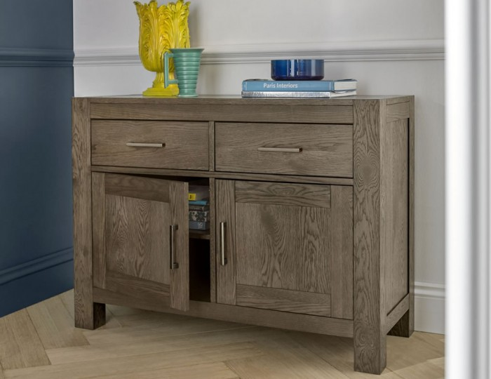 Ventura Dark Oak Small Sideboard