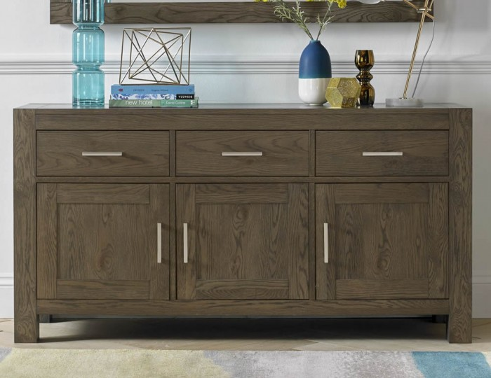 Ventura Dark Oak Large Sideboard