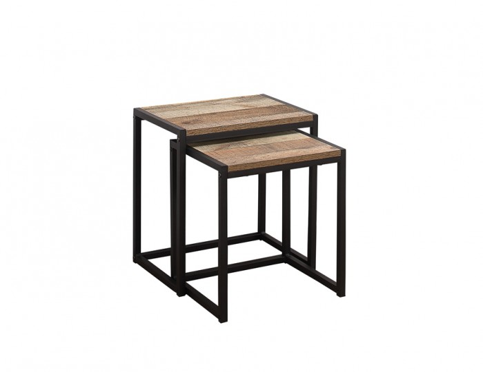 Ashvale Urban Wooden Nest of Tables