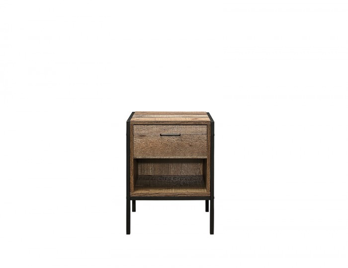 Ashvale Urban Wooden Nightstand
