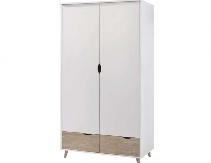 Stocker 2 Door Wardrobe