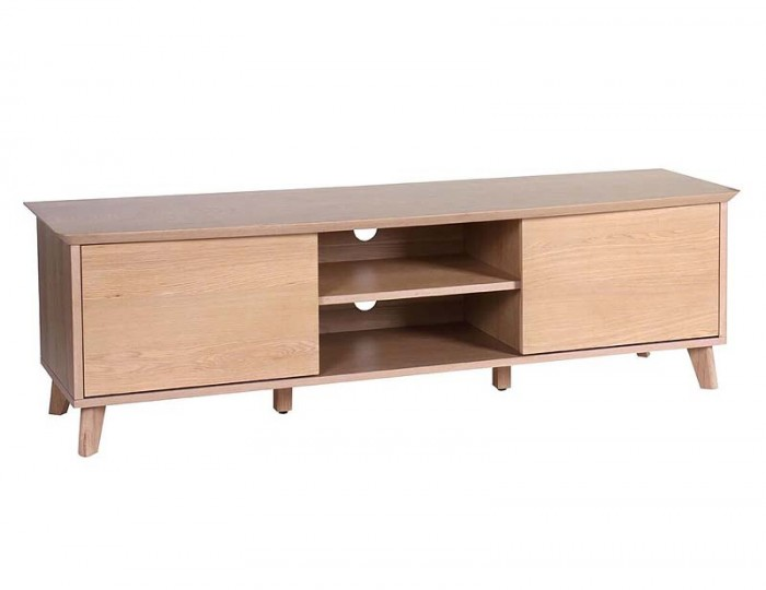 Calcott Oak TV Unit