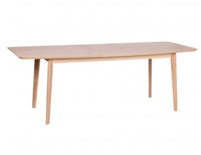 Calcott Oak Extending Dining Table