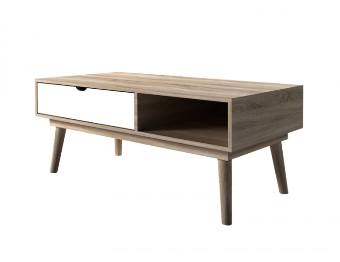 Scandi Oak Coffee Table