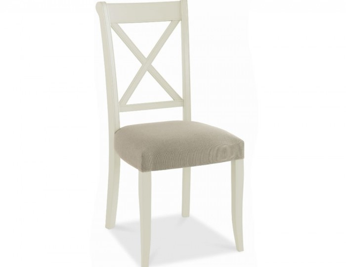 Hampstead Soft Grey Painted Dining Chairs *Special Offer*