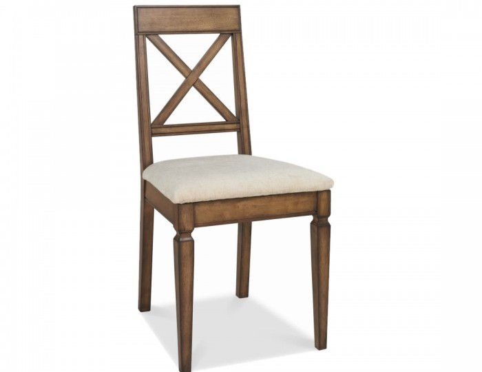 Sophia Oak X Back Dining Chair *Special Offer*