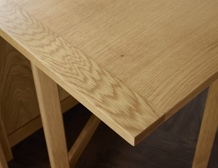 Hounslow Oak Gateleg Dining Table