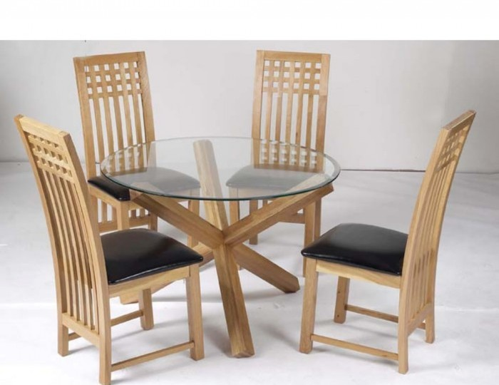 Mirelle Oak Dining Chairs *Special Offer*